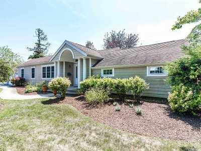 Babylon Single Family Home For Sale: 4 Foster Ln