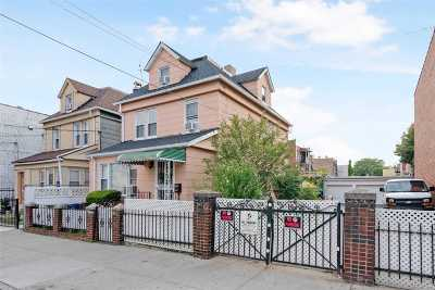 Flushing Multi Family Home For Sale: 42-14 111th St