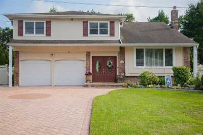 Commack Single Family Home For Sale: 14 Sioux Dr