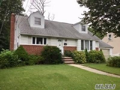 W. Hempstead Single Family Home For Sale: 754 Oriole Ave