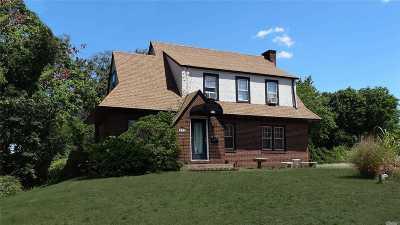 Bayport Single Family Home For Sale: 579 Montauk Hwy