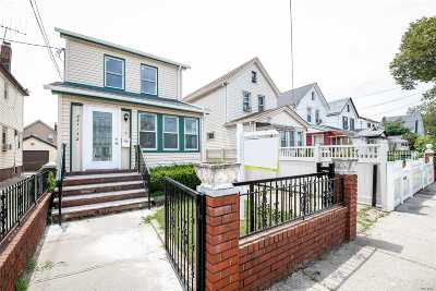 Queens Village Single Family Home For Sale: 221-22 105th Ave