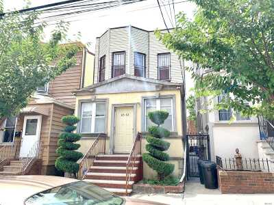 Woodhaven Multi Family Home For Sale: 85-42 76th St