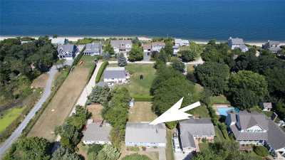 Jamesport Single Family Home For Sale: 873 Sound Shore Rd