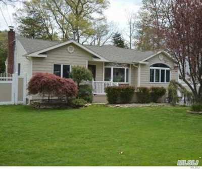 Middle Island Single Family Home For Sale: 19 White Oak St