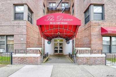 Forest Hills Rental For Rent: 7211 110 St #5B