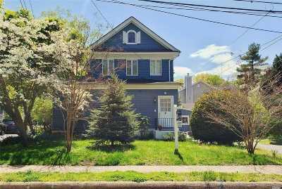 Port Washington Multi Family Home For Sale: 78 Webster Ave