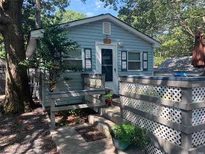Baiting Hollow Single Family Home For Sale: 9 Neptune Pl