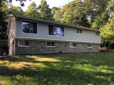 Smithtown Single Family Home For Sale: 5 Bridle Path Rd