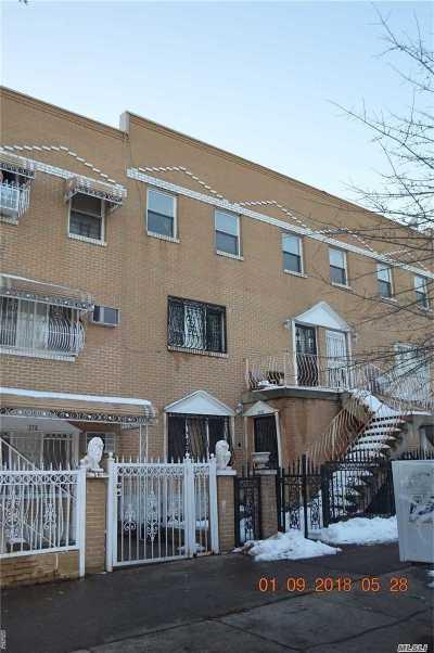 Brooklyn Multi Family Home For Sale: 374 Saratoga Ave