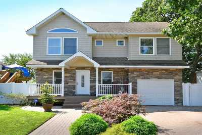 Copiague Single Family Home For Sale: 280 Campagnoli Ave