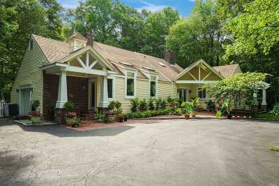 Oyster Bay Cove Single Family Home For Sale: 6 Tiffany Rd