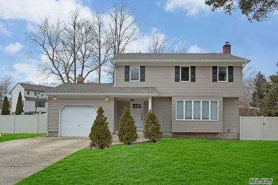 Nesconset Single Family Home For Sale: 54 Nichols Rd