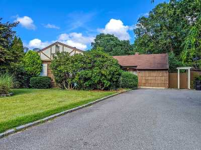 Shirley Single Family Home For Sale: 464 Free State Dr