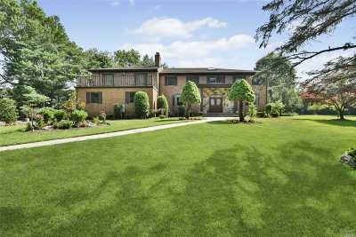 Old Westbury Single Family Home For Sale: 3 Prince Path