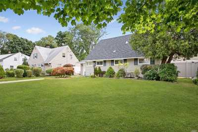 Levittown Single Family Home For Sale: 125 Hamlet Rd