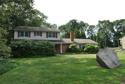 Shoreham Single Family Home For Sale: 24 Reynolds Rd
