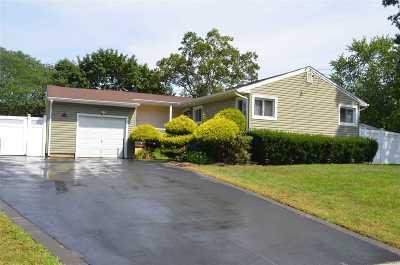 Pt.jefferson Sta Single Family Home For Sale: 164 Stuyvesant Dr