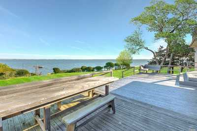 East Hampton Single Family Home For Sale: 213 Kings Point Rd