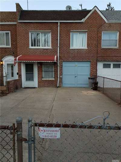 Ozone Park Single Family Home For Sale: 100-05 133rd Ave
