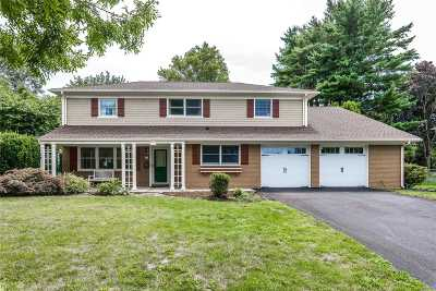 Commack Single Family Home For Sale: 17 Marshmallow Dr
