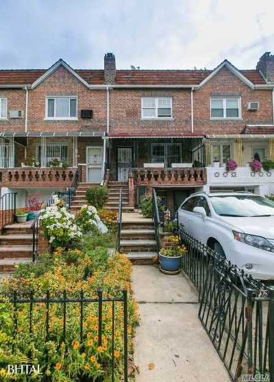 Brooklyn Single Family Home For Sale: 745 E 39th St