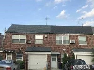 Bayside Multi Family Home For Sale: 41-21 210th St