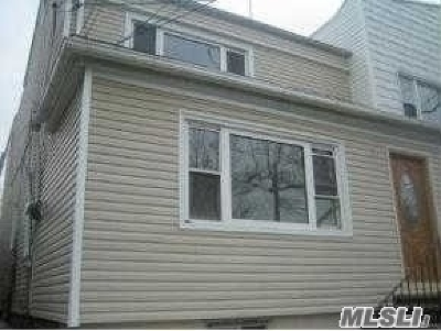 Flushing Multi Family Home For Sale: 6408 Hull Ave