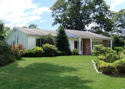 Lake Grove Single Family Home For Sale: 8 Deerfield Dr