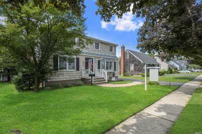 Bethpage Single Family Home For Sale: 35 Brenner Ave
