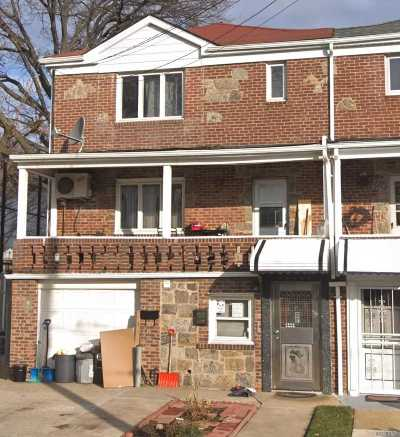 Flushing Multi Family Home For Sale: 149-45 25th Dr