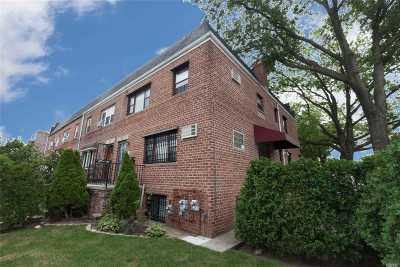 Rego Park Multi Family Home For Sale: 8504 67th Rd