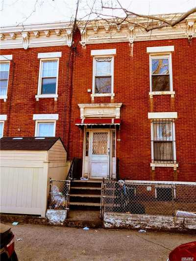 Long Island City Multi Family Home For Sale: 41-10 20th Ave