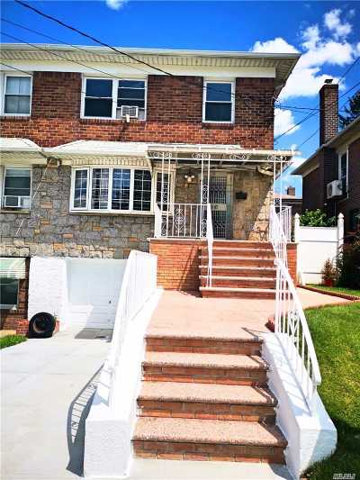 Fresh Meadows Single Family Home For Sale: 58-07 182nd St