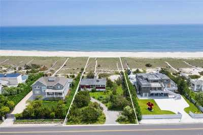 Westhampton Bch Single Family Home For Sale: 17 Dune Rd