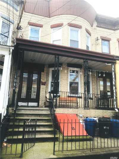 Woodhaven Multi Family Home For Sale: 87-06 85th St