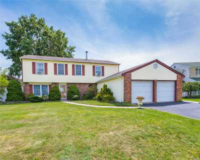 Holbrook Single Family Home For Sale: 82 Joanne Dr