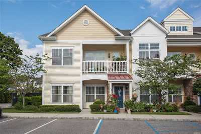 Patchogue Condo/Townhouse For Sale: 10 Lager Ln