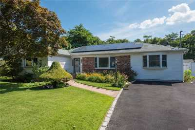 Patchogue Single Family Home For Sale: 251 Falcon Ave