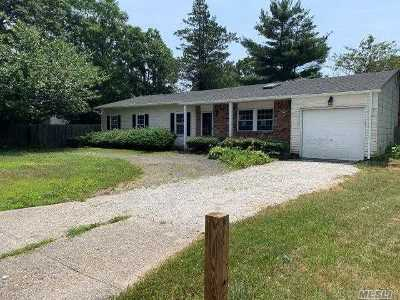 Pt.jefferson Sta Single Family Home For Sale: 2 Quincy St