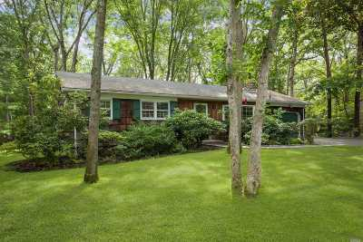 Middle Island Single Family Home For Sale: 23 West St