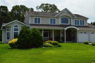 Farmingville Single Family Home For Sale: 3 Scott Ct