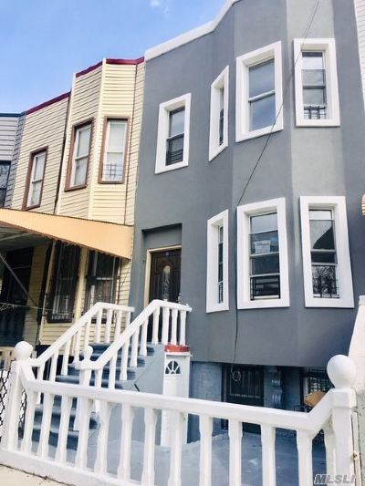 Brooklyn Multi Family Home For Sale: 87 Sackman St