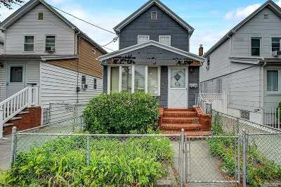 Ozone Park Multi Family Home For Sale: 9123 Gold Rd