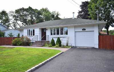Islip Terrace Single Family Home For Sale: 202 E Farmingdale St