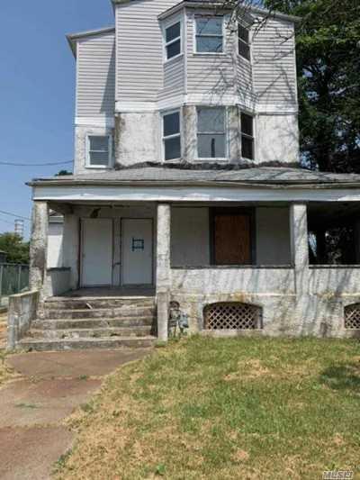 Far Rockaway Multi Family Home For Sale: 25-02 Mott Ave