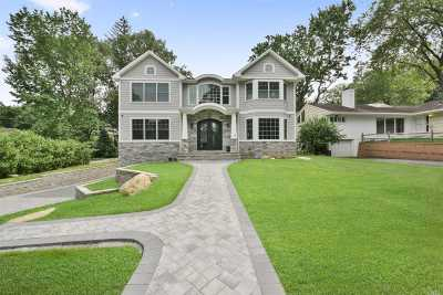 Roslyn NY Single Family Home For Sale: $2,188,000