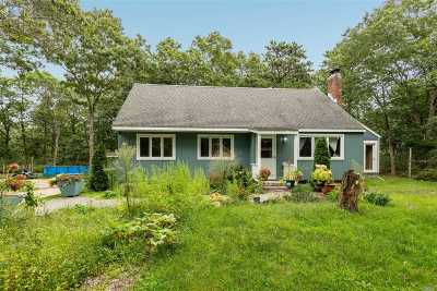 Hampton Bays Single Family Home For Sale: 152 Bay Ave