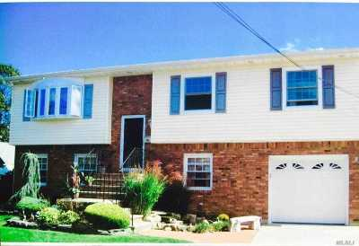 Massapequa Single Family Home For Sale: 18 Sunset Rd