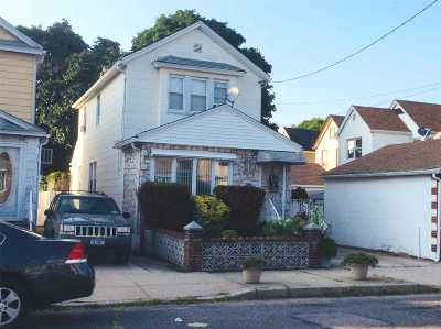 Ozone Park Multi Family Home For Sale: 94-57 134th Ave